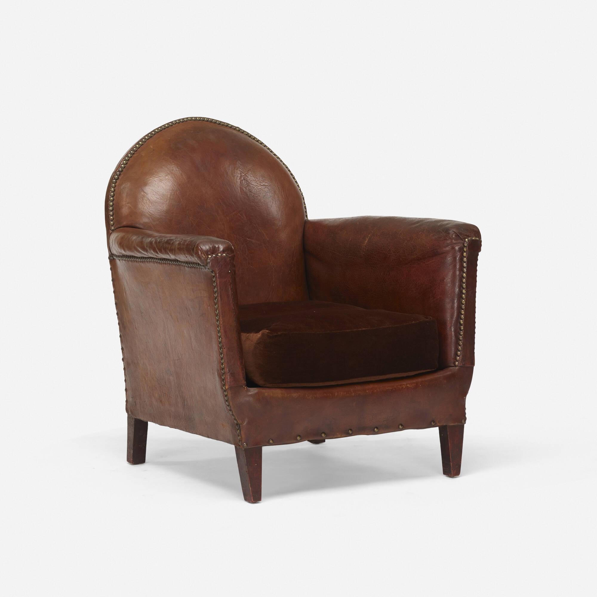 161 FRENCH club chair