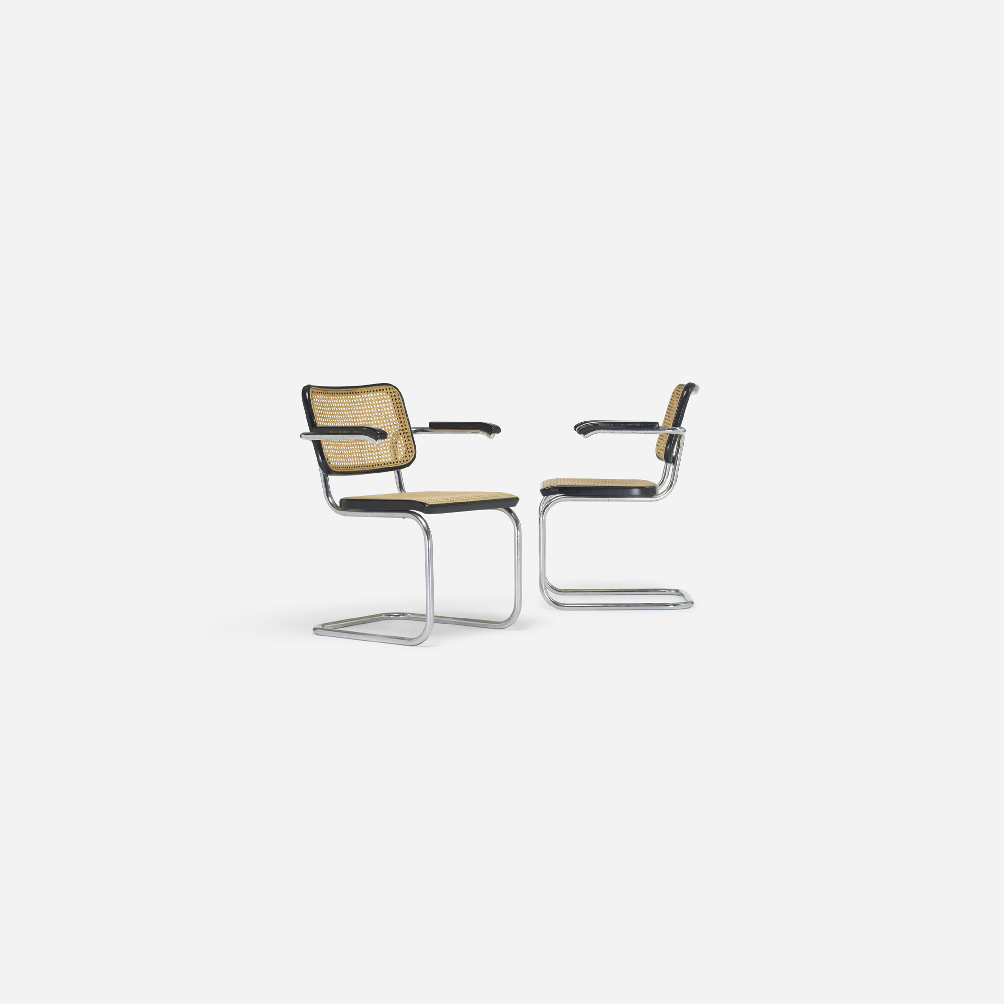 marcel breuer cesca chair with armrests bamboo folding 162 chairs pair mass modern 14 july 2012 2 of 6