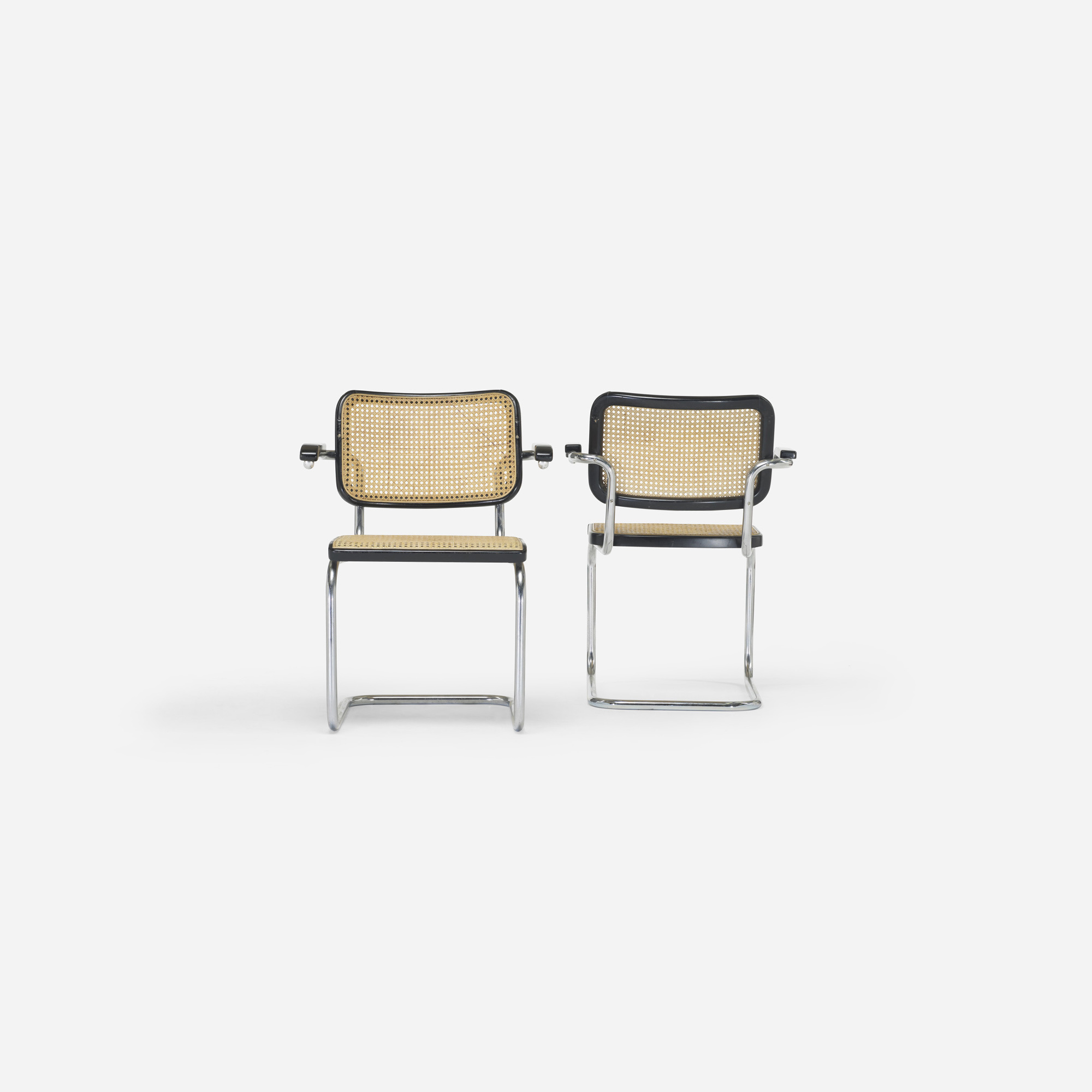 marcel breuer cesca chair with armrests bespoke dining room covers 162 chairs pair mass modern 14 july 2012 3 of 6