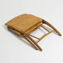 Folding Chair Auction Chaise Lounge Pool Chairs 164 Hans J Wegner