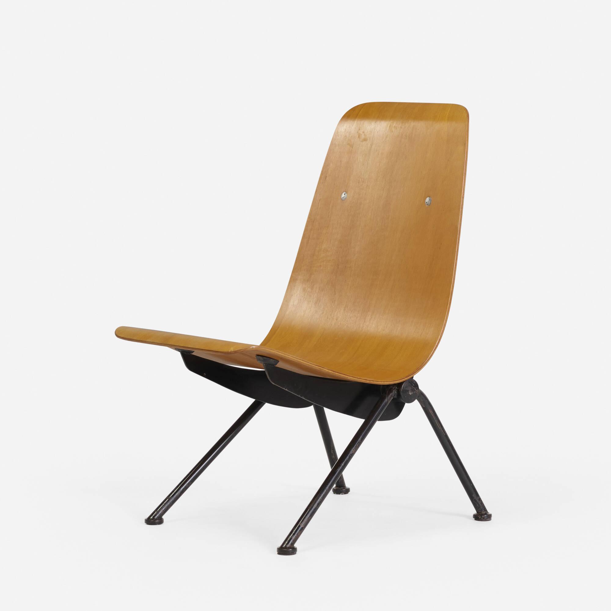 176 JEAN PROUV Antony chair no 356
