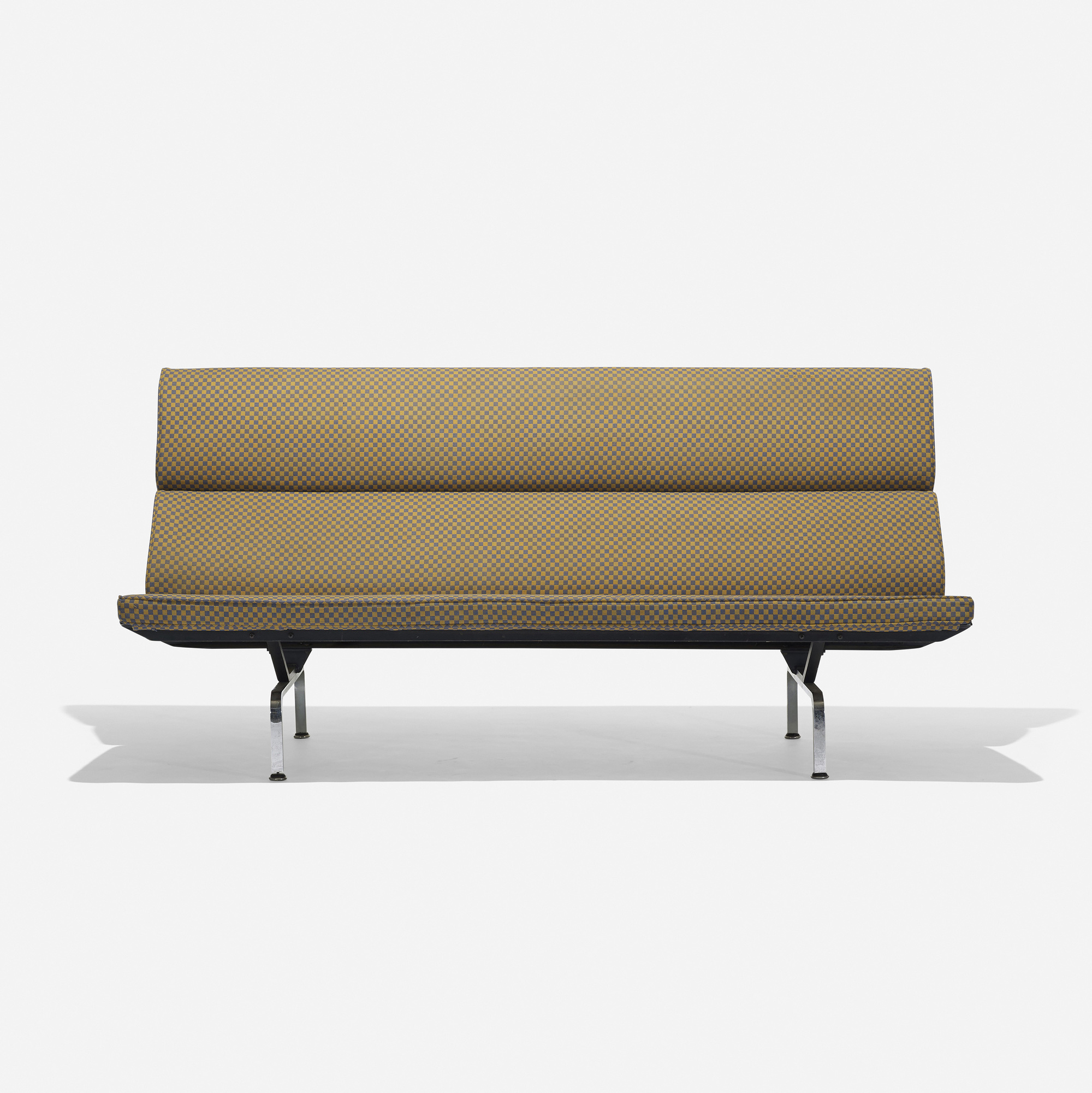 eames sofa compact replacement cushions for dfs sofas 212 charles and ray model 473