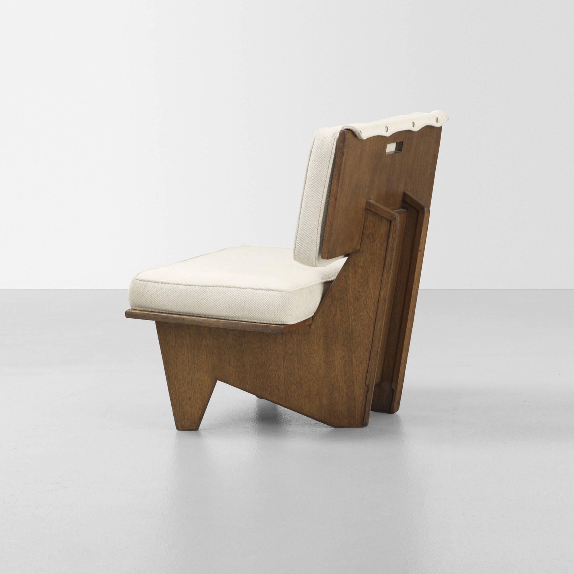 Frank Lloyd Wright Lounge Chair Dorothy