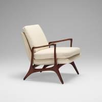 231: VLADIMIR KAGAN, lounge chair