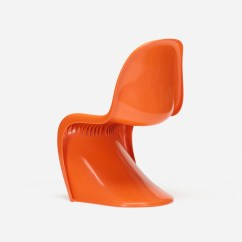 Vernon Panton Chair Cowhide Dining Room Chairs 243 Verner Living Contemporary 19 January 2 Of 3