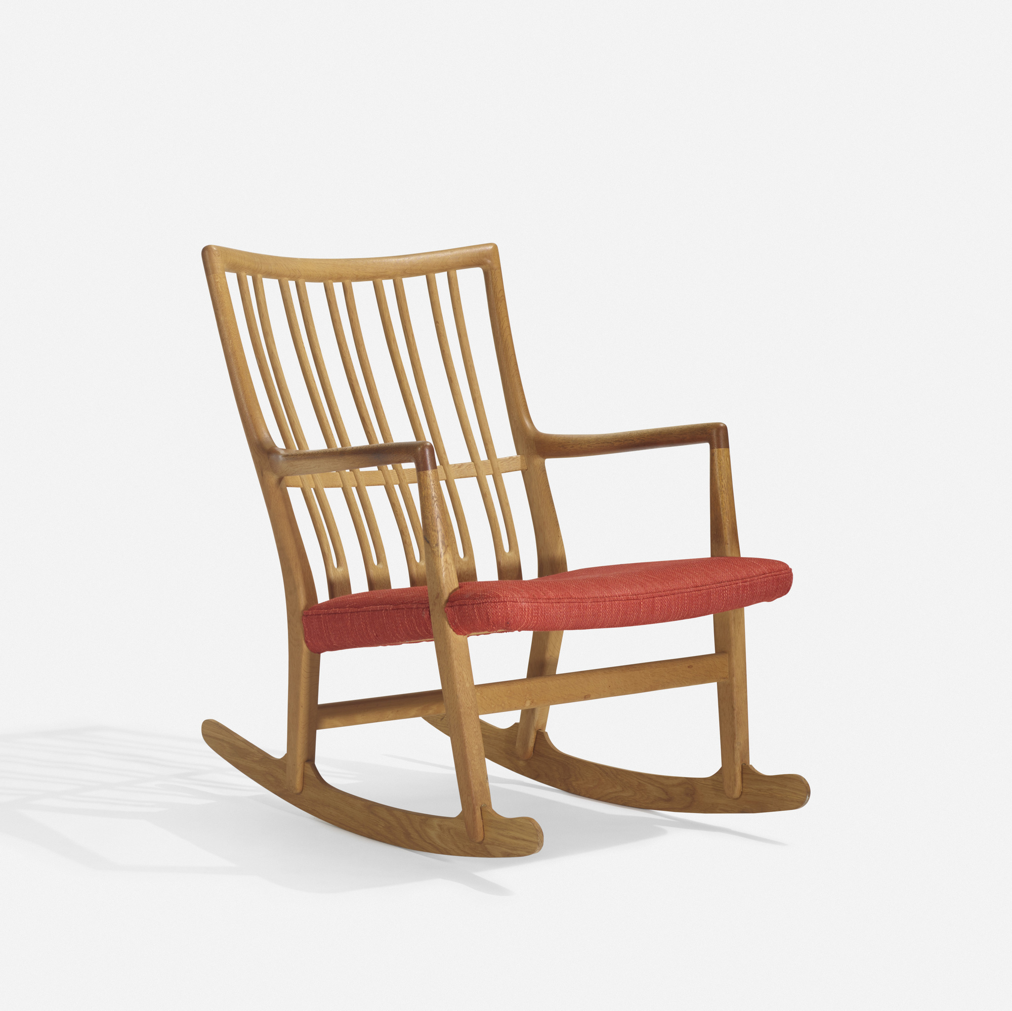 hans wegner rocking chair platform chairs 244 j scandinavian design 3 november 1 of 2