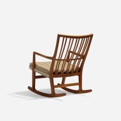 Hans Wegner Rocking Chair Outdoor Recliner Target 246 J Scandinavian Design 26 April 1 Of 3
