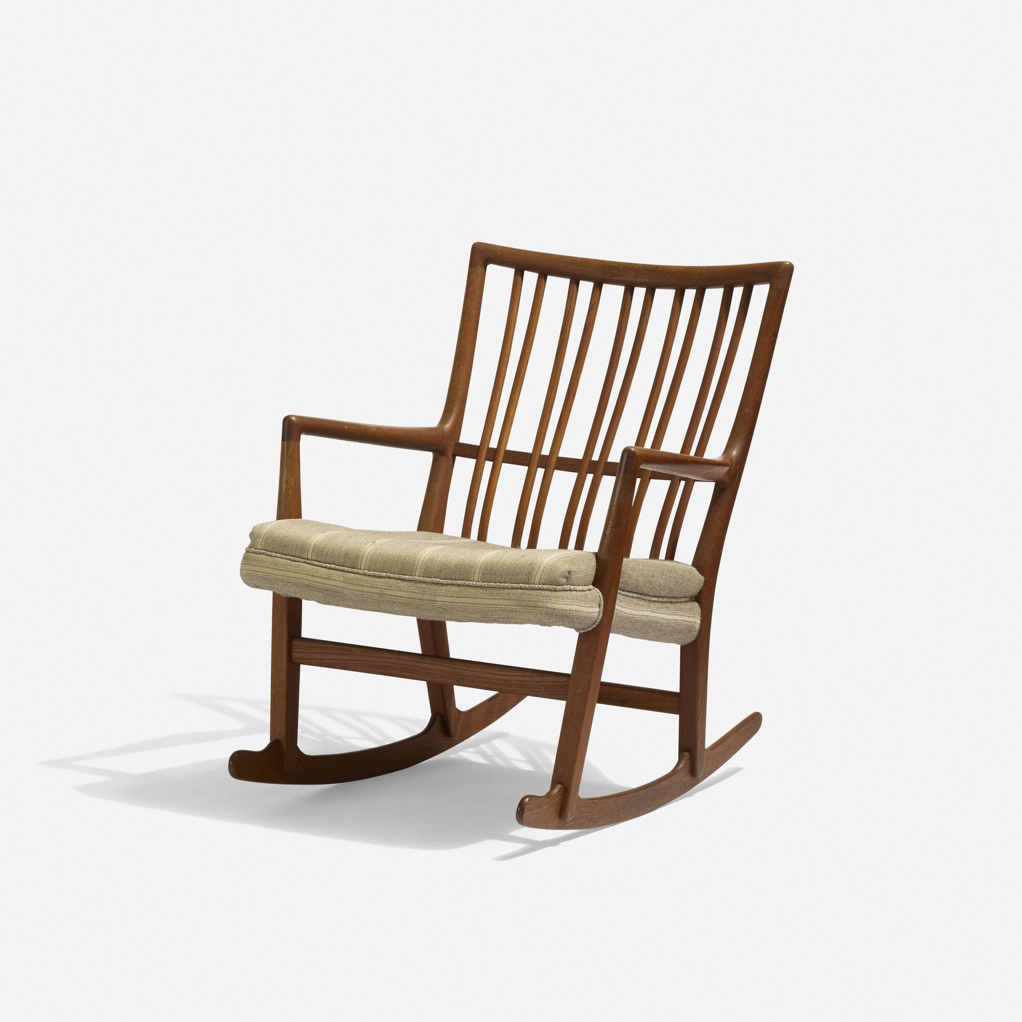 hans wegner rocking chair patio hanging 246 j scandinavian design 26 april 2 of 3