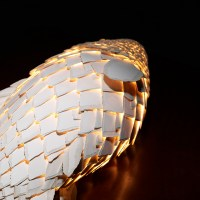265: FRANK GEHRY, Fish Lamp