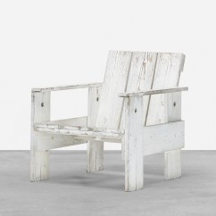 Gerrit Rietveld Crate Chair Rifton Bath 277
