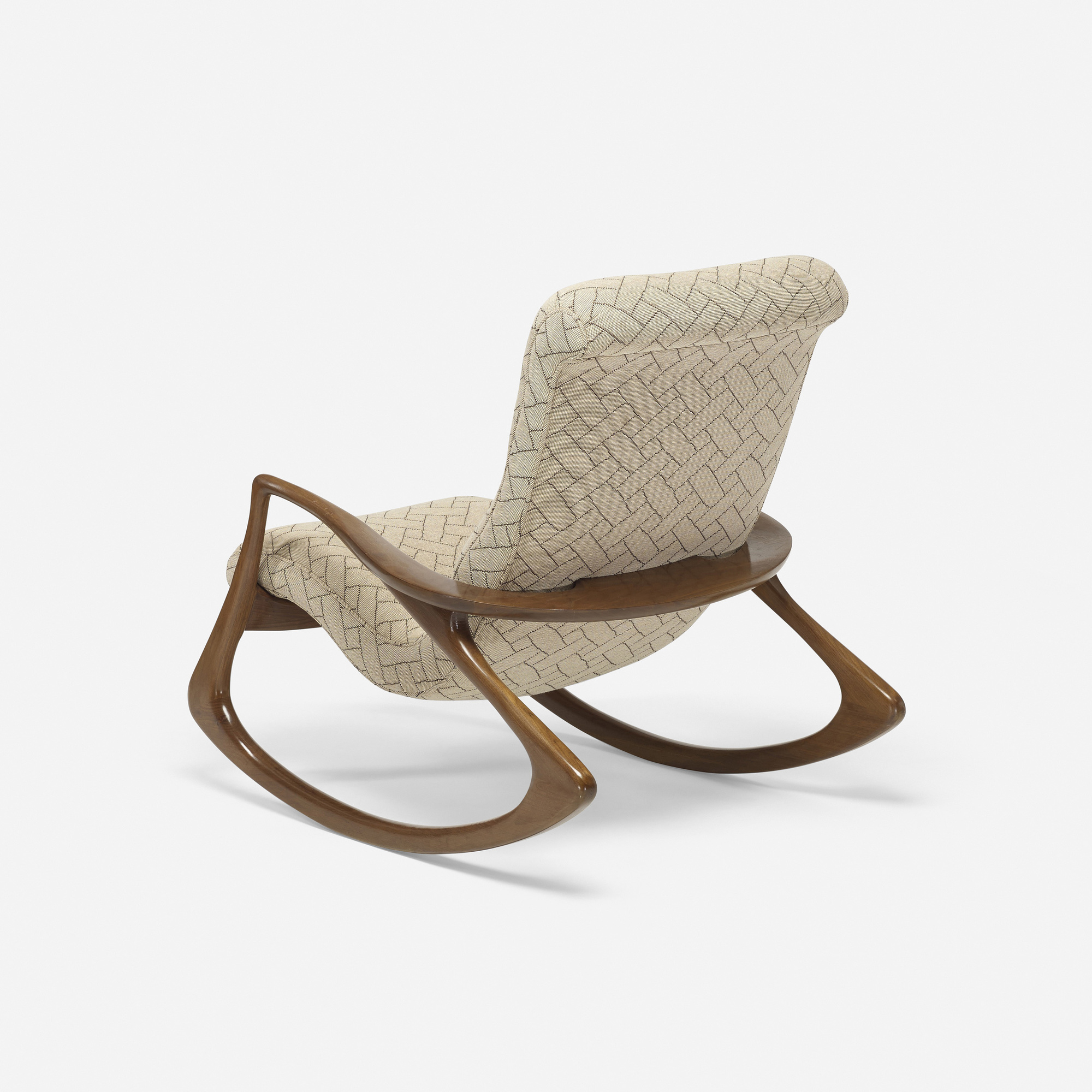 vladimir kagan rocking chair high chairs for tall tables 328 sculpted design 26 march 2015 2 of