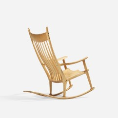 Rocking Chair For Two Hercules Folding 38 Sam Maloof Exceptional