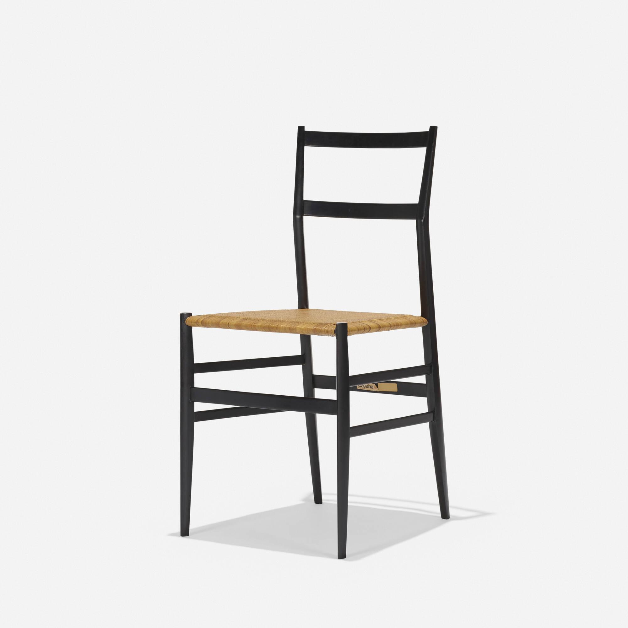 427 GIO PONTI Superleggera chair