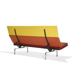 Eames Sofa Compact Fabrics In Kenya 448 Charles And Ray