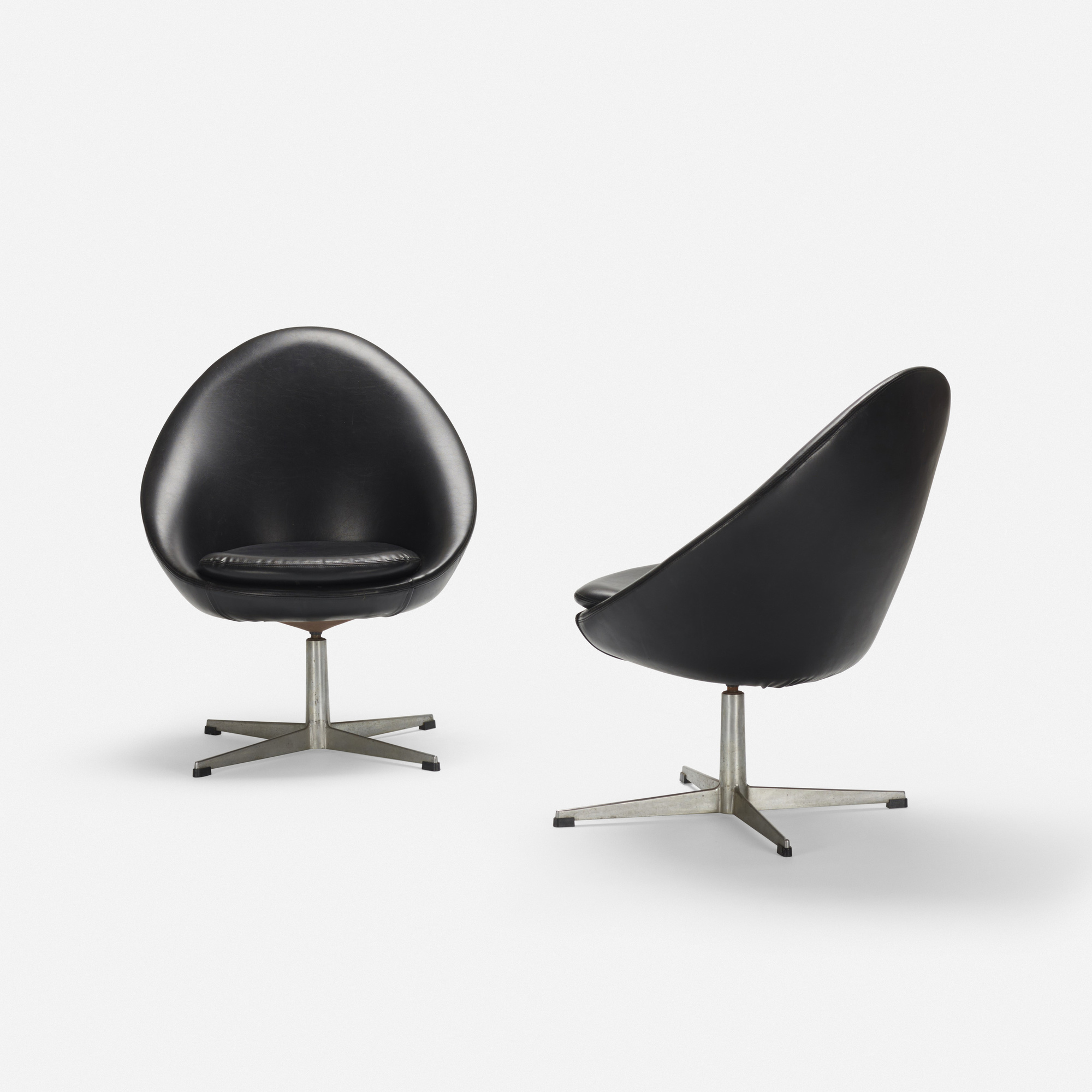 ab swivel chair set of 4 592 overman chairs pair mass modern day 2 10 3