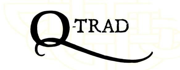 Header qtrad white