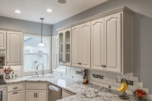 Beautiful Country Home Kitchen Remodel - Wright Interiors