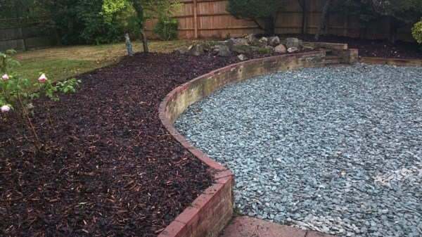 hard landscaping - wrights fencing