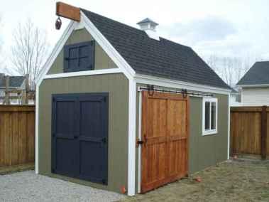 green barn shed