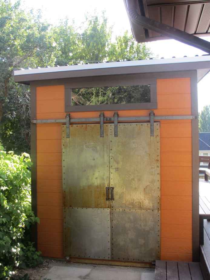 LeanTo Shed  Utah  Wrights Shed Co