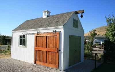 3 Shed Styles to Consider