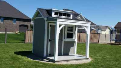 orchard shed popout and porch
