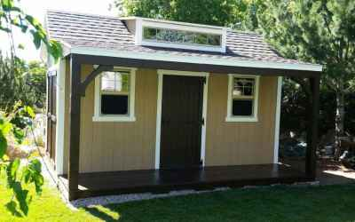 New Custom Shed? What is the Cost?