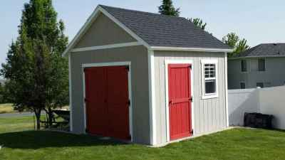red door orchard shed