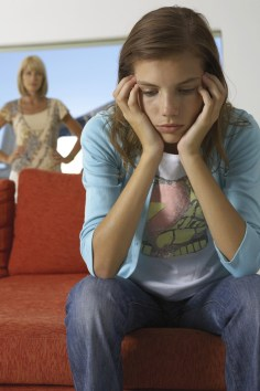 teen refusal to Bible Study picture @randomnestfamily.org