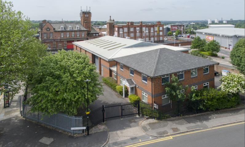 New Mosque & School