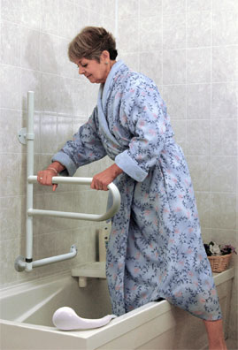 Adaptive Bathing Dressing And Personal Hygiene Aids
