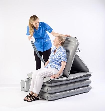Mangar CAMEL Lifting Chair  heavy duty inflatable lift chair
