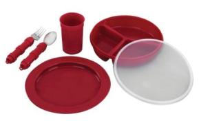 Redware Tableware Deluxe Dining Set