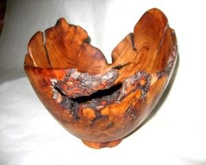 Cedar vase 01.1