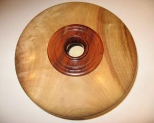 Mrytle wood & Manzanita top