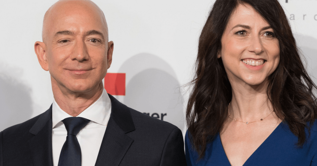 The World's Richest Man Jeff Bezos to divorce his wife MacKenzie Bezos after 25 years of marriage. Ceo of Amazon Billion Dollar Divorce