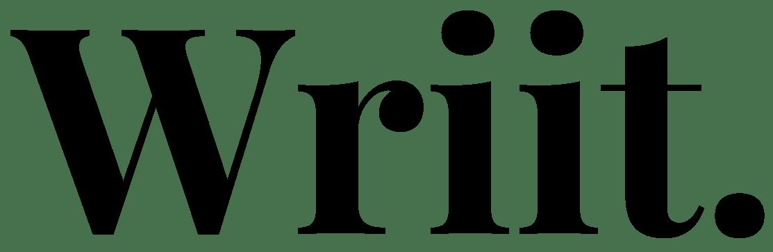 Wriit Period_Logo_Playfair Display_Black__03