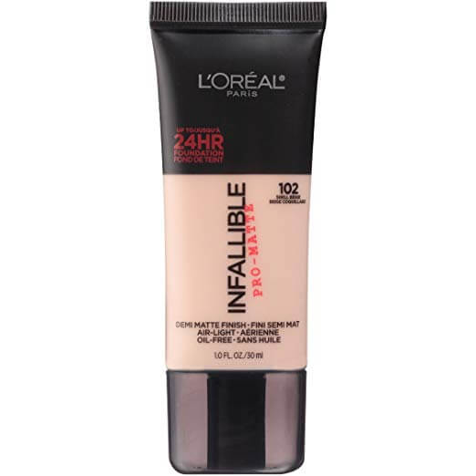 Review of the Best Foundation for Oily Skin in the Market