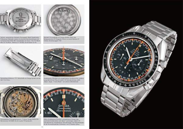 Omega Sportswatches - Book