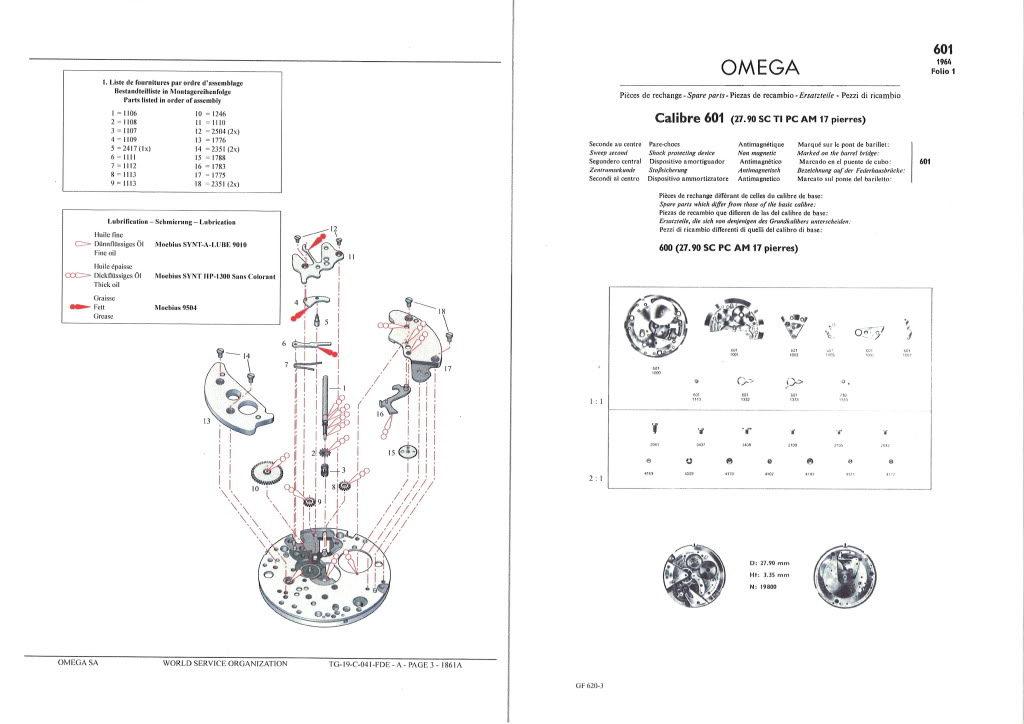 Omega Genève - Vintage watches WristChronology