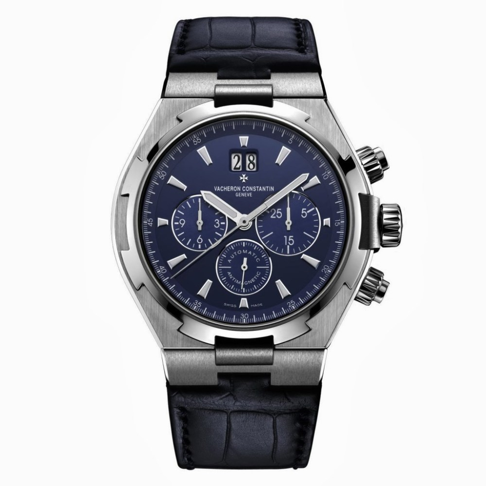 VACHERON Constantin Overseas BLUE Chrono 04