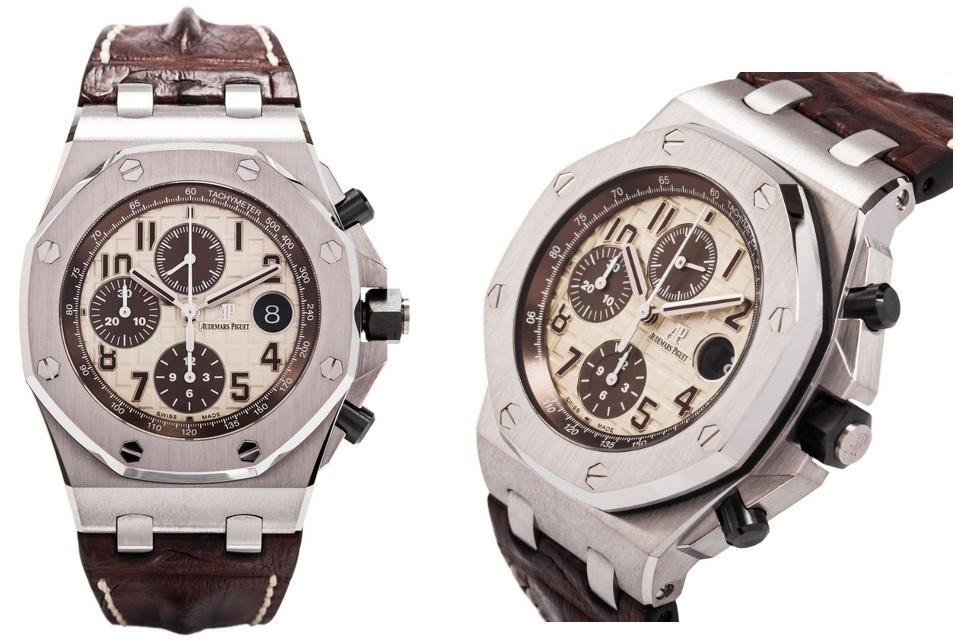 Audemars Piguet Royal Oak Offshore Mens Steel Watch 26470ST.OO.A801CR.01