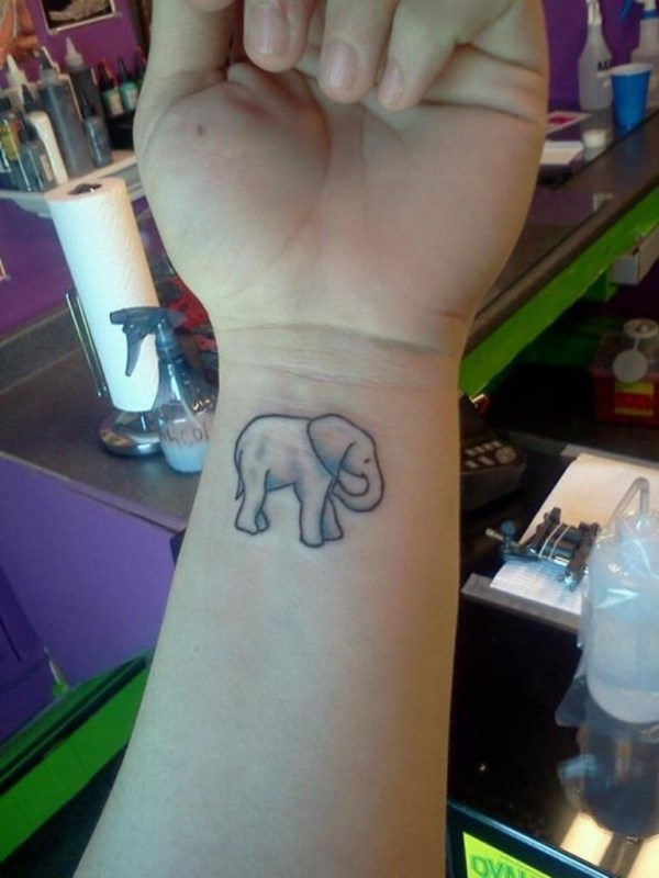 20 Celtic Tattoos Wrist Elephant Ideas And Designs