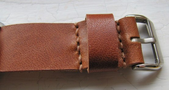 Cloudy Sky Leather Strap (3)