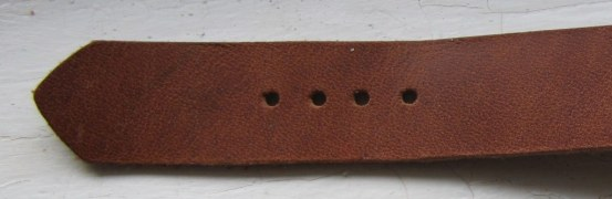 Cloudy Sky Leather Strap (4)