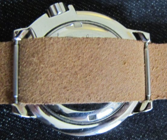 Cloudy Sky Leather Strap (9)