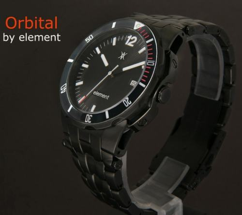 Orbital by element watch 01