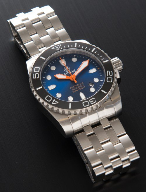 Deep Blue Sea Ram Automatic