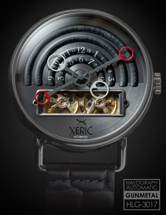 Xeric Halograph Automatic 01