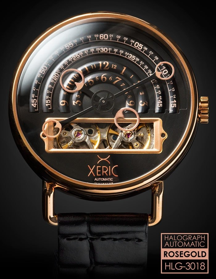 Xeric Halograph Automatic 02